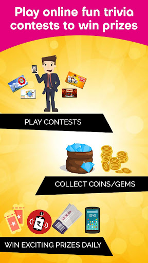 Free prizes to win online