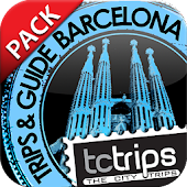BARCELONA Trips & Guide PACK