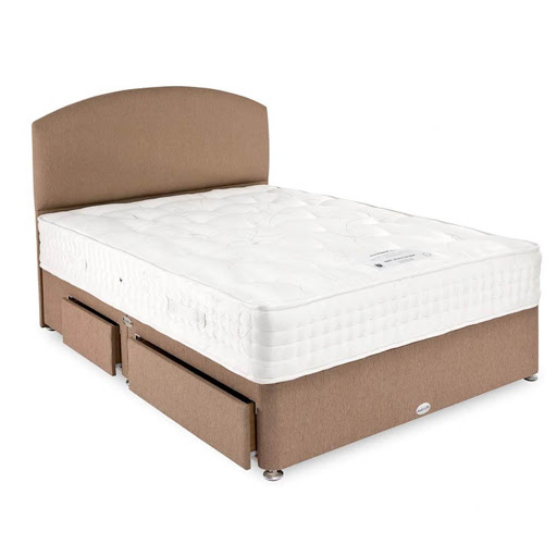 Healthbeds Natural Luxury 1000 Divan Bed