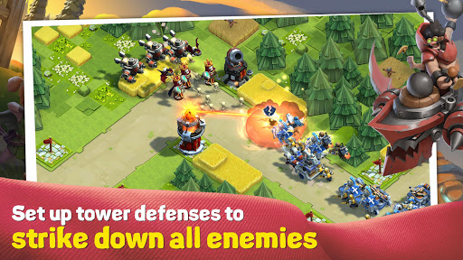 Caravan War: Tower Defense - screenshot