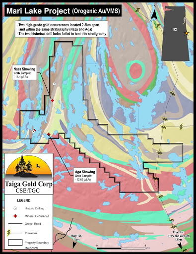 Taiga Gold expands Mari Lake land package, extends warrant expiry date
