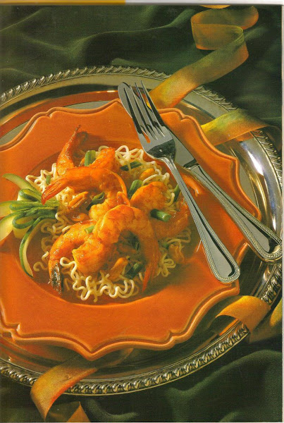 Shrimp With Peanuts Recipe