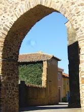 Photo: El arco de la Iglesia (09 de agosto, 2001)