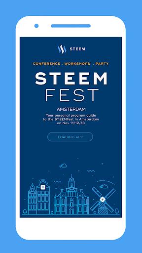 SteemFest Screenshot