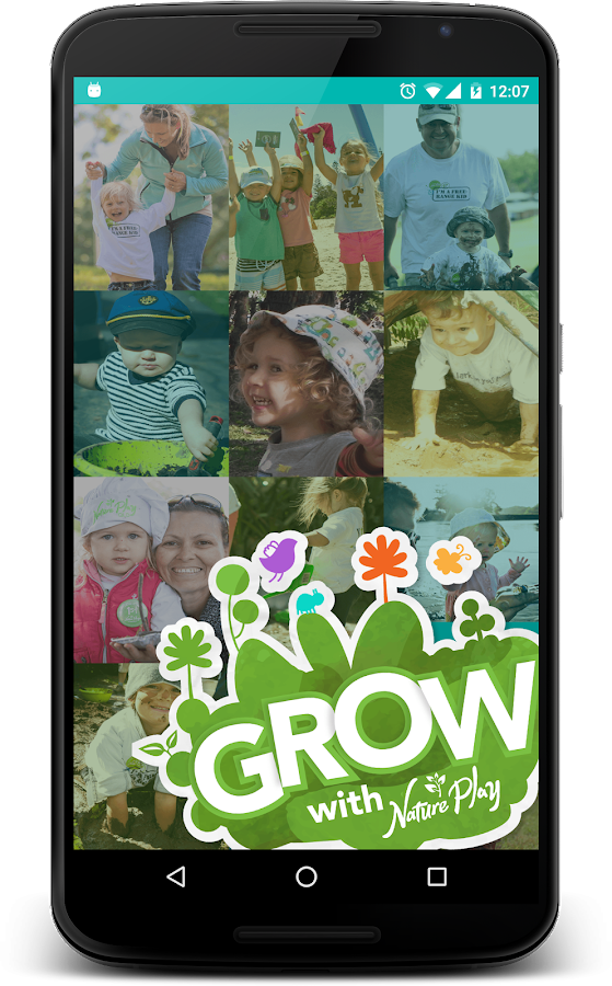 GROW With Nature Play- isithombe-skrini