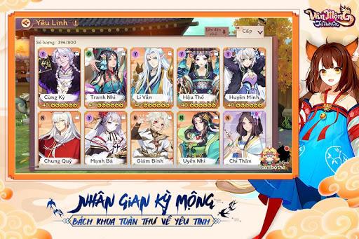Vu00e2n Mu1ed9ng Tu1ee9 Thu1eddi Ca - Van Mong apkmr screenshots 2