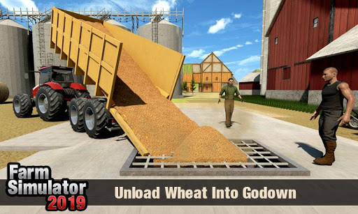 Real Tractor Driver Farm Simulator -Tractor Games 1.0.8 screenshots 21