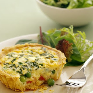 Individual Baked Quiche