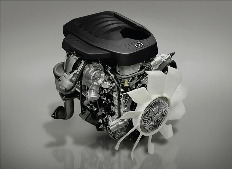 Engine : เครื่องยนต์ มีให้เลือก 2 แบบ