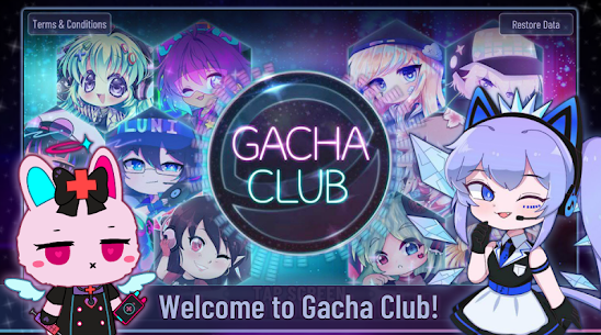 Gacha Club Mod Apk (Unlimited Money) 1