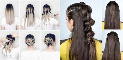 Nice Hairstyle Step By Step Aplicații Pe Google Play