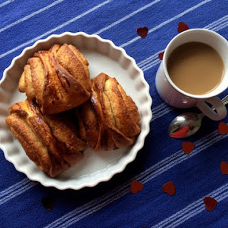 Franzbrötchen – North German Cinnamon Buns