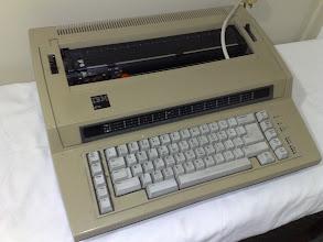Photo: IBM 6170 Typewriter