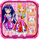 Design your fashion dress (game)