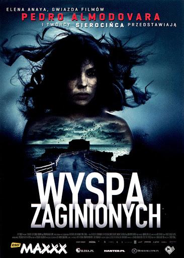 Przód ulotki filmu 'Wyspa Zaginionych'