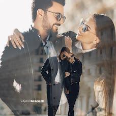Wedding photographer Zeynal Mammadli (ZeynalGroup). Photo of 02.05.2018