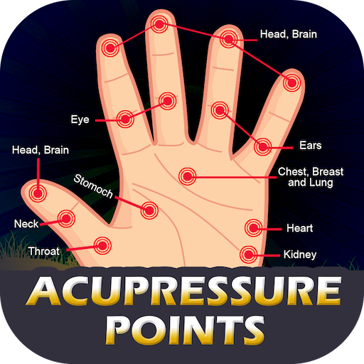 Acupressure Body Points [YOGA] - Apps on Google Play