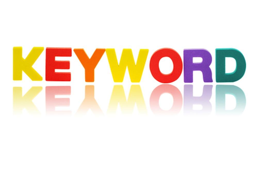 Keyword là một trong những cơ sở để phát triển dịch vụ SEO từ khoá