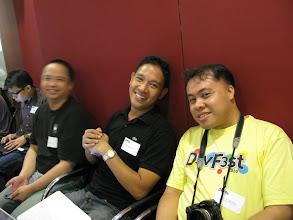 Photo: Rom, Ka Edong and Jay.