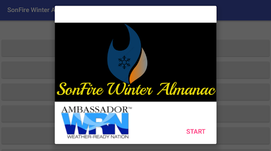 SonFire Winter Almanac- screenshot thumbnail