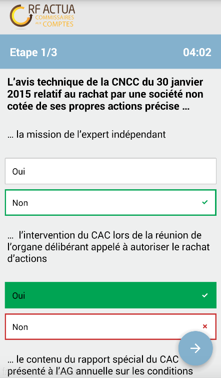 RF Actua CAC- screenshot