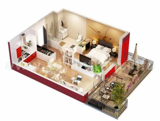 3d Home Plan Design Ideas Screenshot