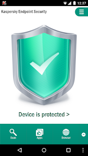 Kaspersky Endpoint Security- screenshot thumbnail