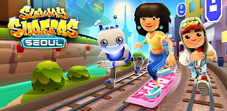 Subway Surfers poster