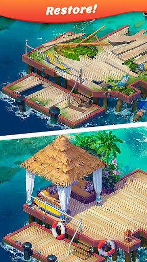 Tropical Forest: Match 3 Story 0.164 screenshots 1