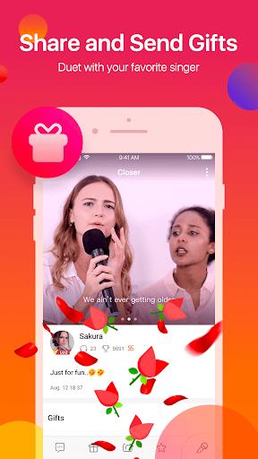 WeSing - Sing Karaoke & Karaoke Record & Sing Song 3.9.6.275 screenshots 4