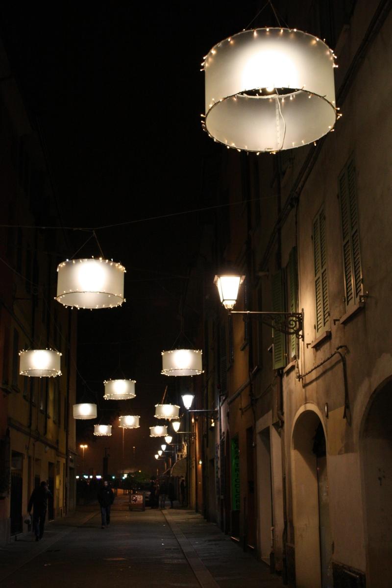 Le luci della notte di paolo-spagg