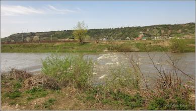 Photo: Turda - Str. Constructorilor - vedere, Râul Arieș  - 2019.04.15