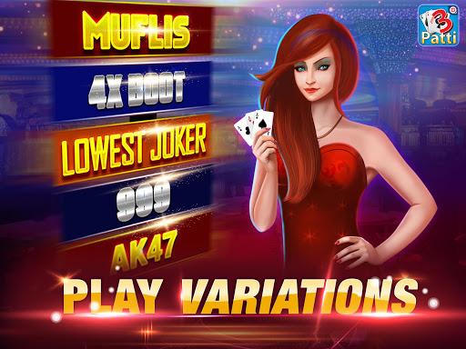 Teen Patti by Octro - Indian Poker Card Game screenshot 6