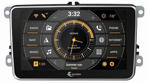 AGAMA Car Launcher screenshot 9