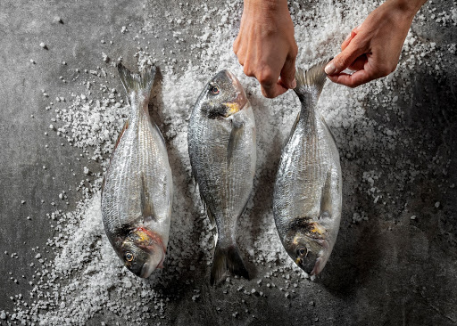 Salt-Baked Sea Bream