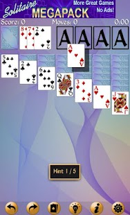 Solitaire Free Pack- screenshot thumbnail