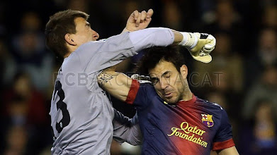 Photo: The Other Side of Valencia v FC Barcelona