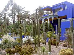 Visiter Jardin Majorelle