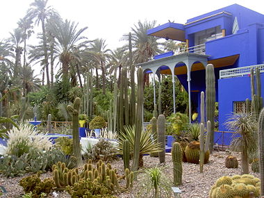 Photo Jardin Majorelle