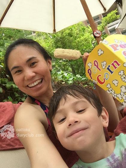 Pattaya Trip Day2 เล่นน้ำที่สวนน้ำ อาหารทะเล