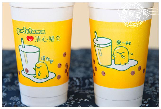清心福全瑞豐店蛋黃哥6