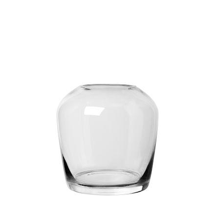 LETA, Vas 13 cm, Medium - Clear