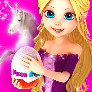 Princess Unicorn Surprise Eggs for PC and MAC