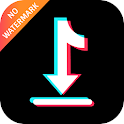 TikDown No Watermark - Video Downloader for Tiktok icon