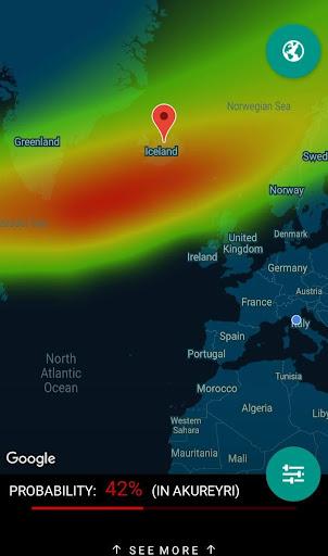 Northern Eye Aurora Forecast 3.3 screenshots 1