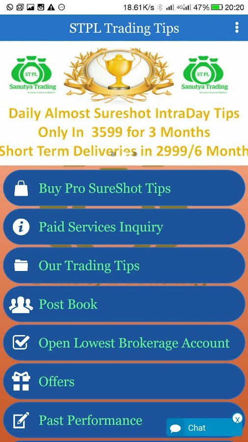 Stock Market Free Tips- screenshot