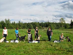 Photo: 3 auhinnalist kohta ning 5 osalejat... aga mis teha, kui nii tublid võistlejad olid, et ei andnud erilist võimalust punkte maha kraapida :)