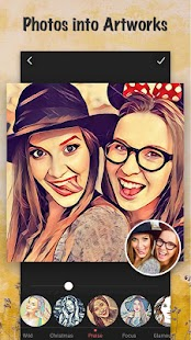 Cartoon Photo Filters-CoolArt Screenshot