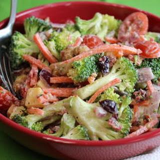 World's Best Broccoli Salad.