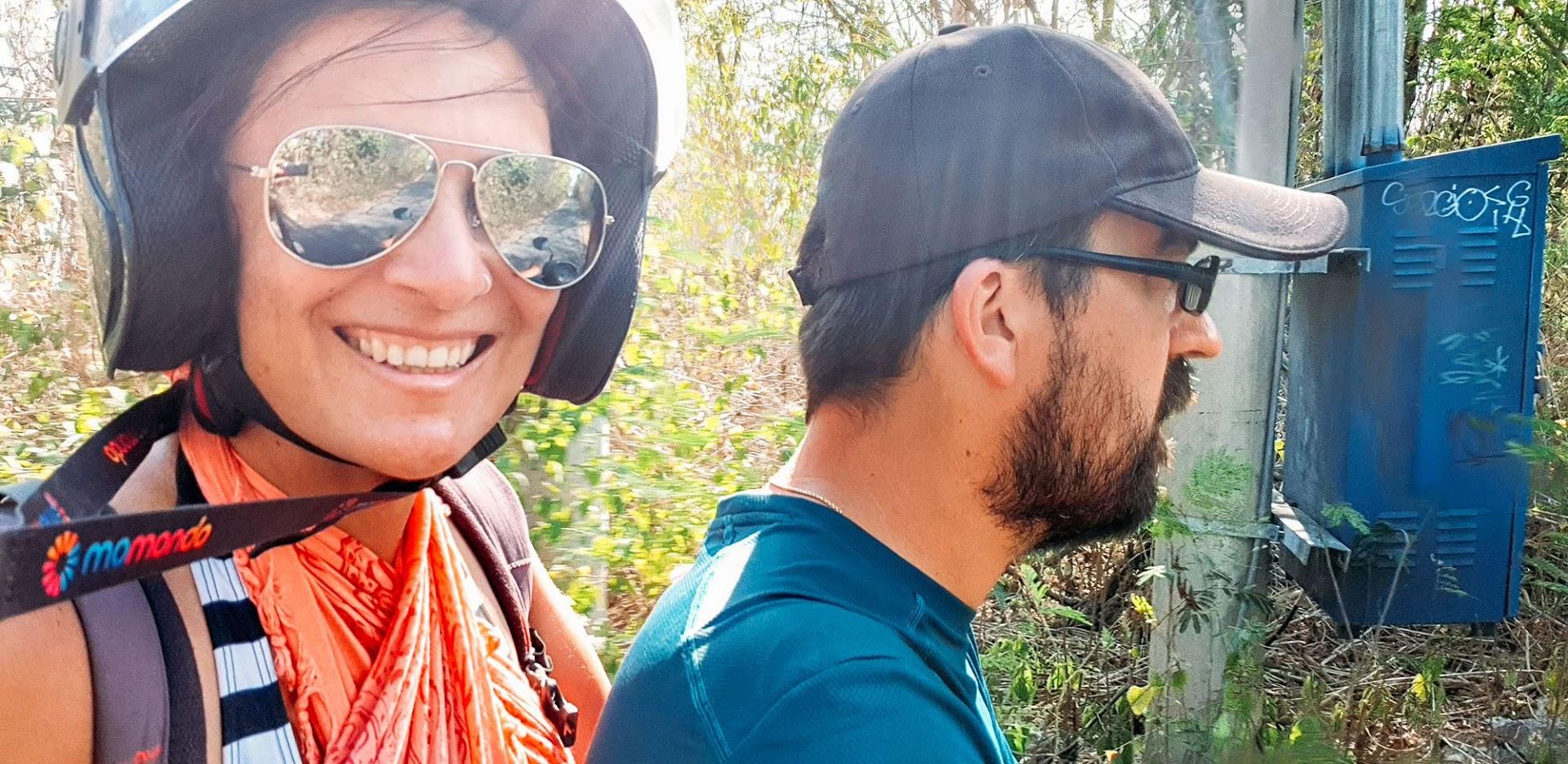 DIA 45 – De mota pelas ilhas de NUSA LEMBONGAN e NUSA CENINGAN